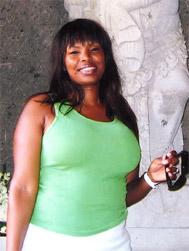 Sandy Ngema Before