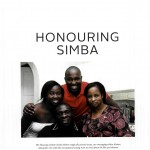 May 2015 - Blaque - Honouring Simba